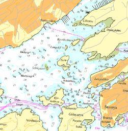 kart kystverket Kystverket   fartsforskrift kart kystverket